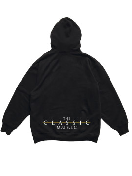 SHOOP SS17 Bach Tour Hoodie Back