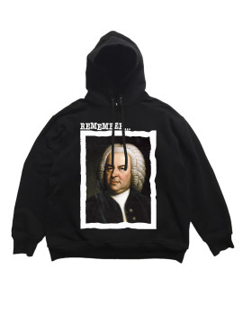 SHOOP SS17 Bach Tour Hoodie Front