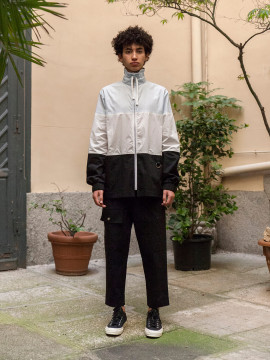 SHOOP TRIO ZIPPER SHIRT 1