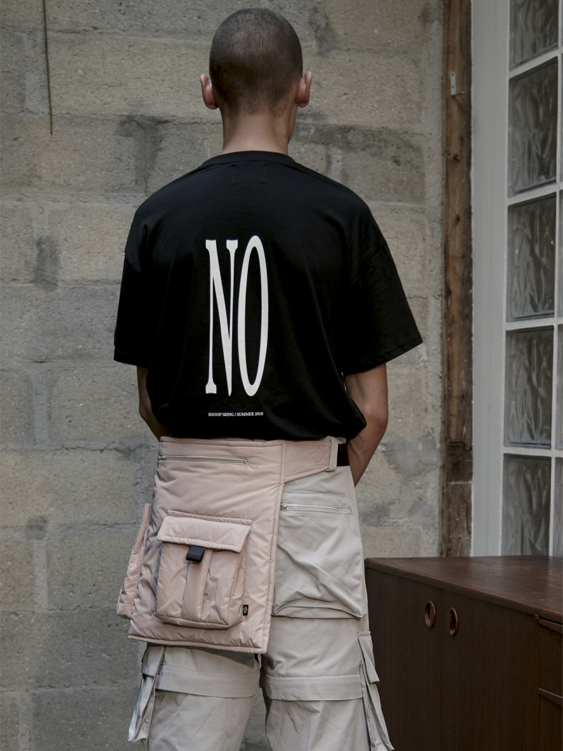 SHOOP SS18 Yes But No Tee