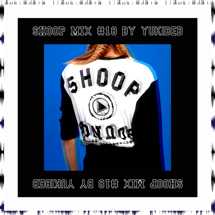 SHOOP MIX 18 Artwork