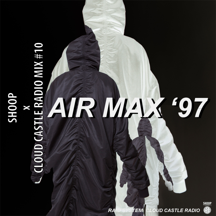 SHOOP X CLOUD CASTLE RADIO MIX BY Air Max '97 low