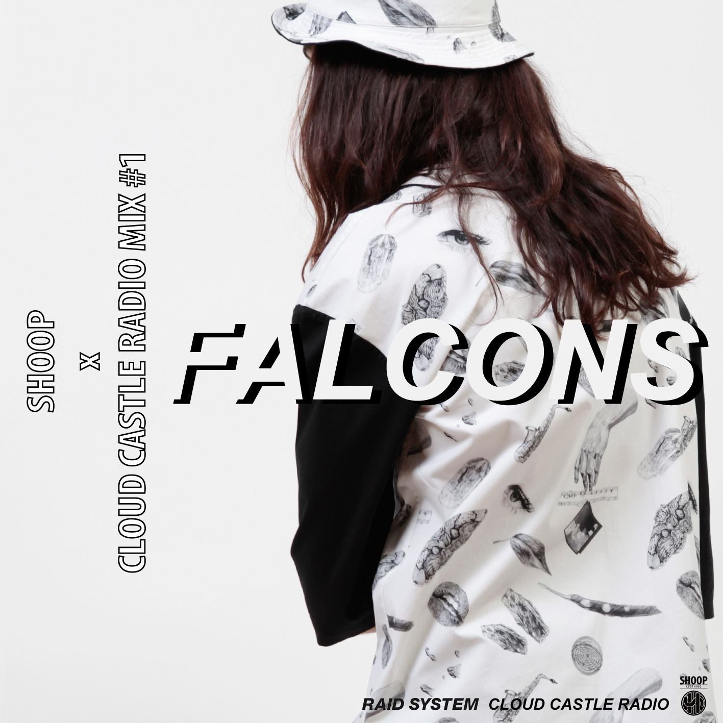 SHOOP X CLOUD CASTLE RADIO MIX BY FALCONS