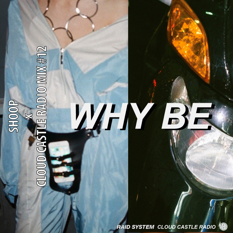 SHOOP X CLOUD CASTLE RADIO MIX BY WHY BE Low