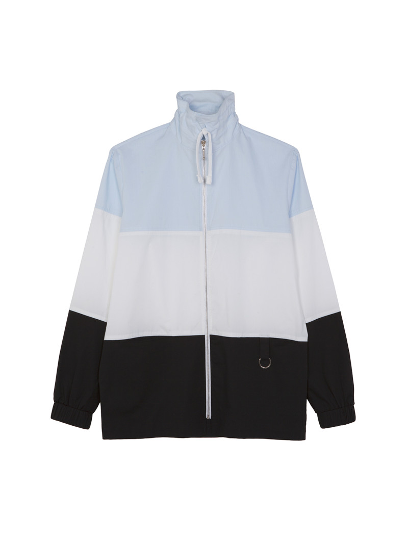 SHOOP TRIO ZIPPER SHIRT Front 1