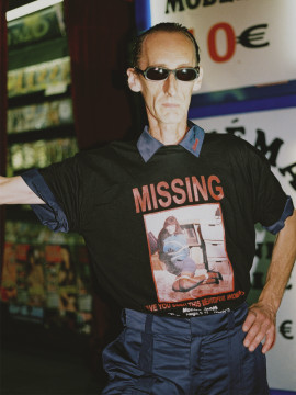 SHOOP x Sullen Missing T-shirt 3