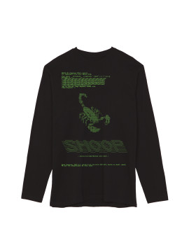 Scorpion Code Long Sleeve Tee