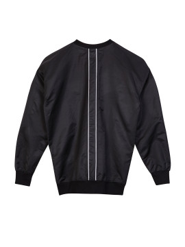 shoop nylon federatio sweatshirt