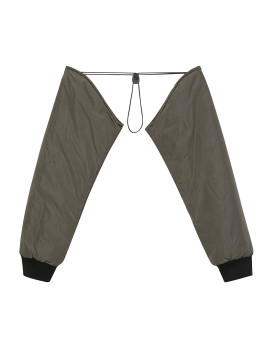SHOOP weld sleeves Khaki