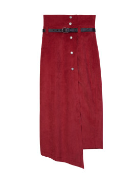 SHOOP corduroy skirt