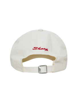 SHOOP Burning Cap off-white