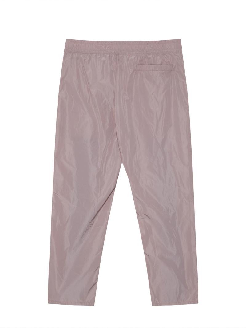 SHOOP Gathering Nude Nylon Pants
