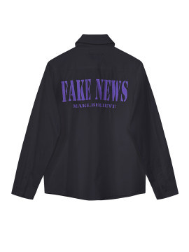 SHOOP FAKE NEWS SHIRT
