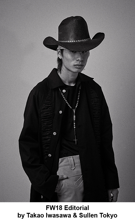 SHOOP Cowboys Editorial FW18